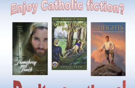 Monthly Book Review – Saints